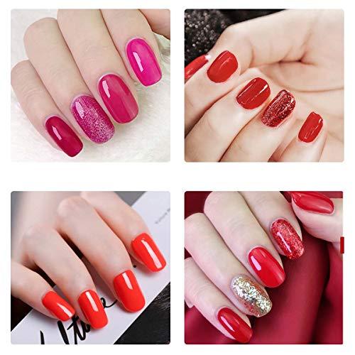 Buy summer red nail polish