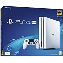Console Playstation 4 Pro Ps4 Pro Hdr 4k 1tb - Branco