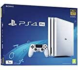 Sony PlayStation 4 Pro Console - White - 1TB