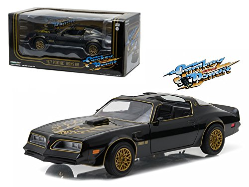"StarSun 1977 Pontiac Trans Am Black ""Smokey and the Bandi..."