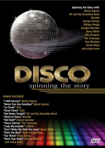 Disco - Spinning The Story 2005 DVD by Gloria Gaynor: Amazon.es ...