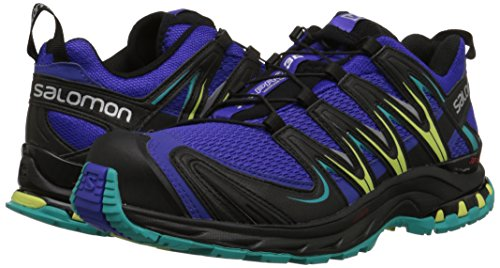 Salomon Femme Xa Blau Blue De Blue Bleu Chaussures spectrum teal Trail 3d F black Pro YFqxwY4