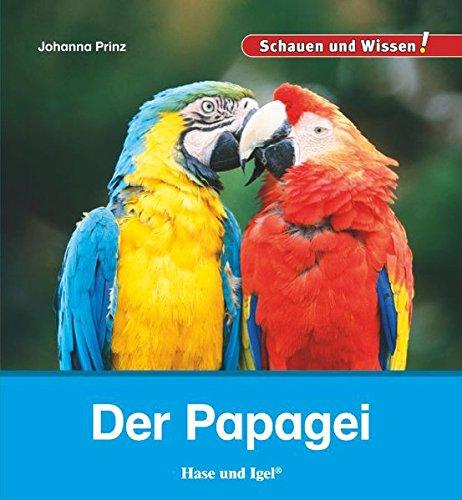 Der Papagei: Schauen und Wissen!