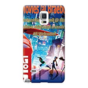 Scratch Resistant Cell-phone Hard Covers For Sumsang Galaxy S5 Mini With Provide Private Custom Nice Big Hero 6 Image JamieBratt