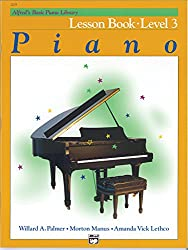 Alfred's Basic Piano Lesson Book Level 3 (Alfred's Basic Piano Library)