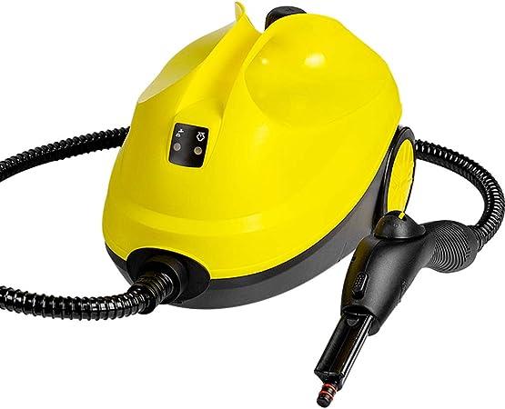 Limpiador a vapor de alta temperatura, lavadora de automóviles a alta presión, campana extractora de aire acondicionado, lavadora multifunción doméstica, chorro automático de alta temperatura y alta: Amazon.es: Hogar