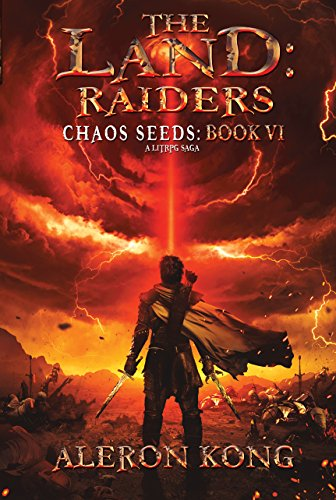 The Land: Raiders: A LitRPG Saga (Chaos Seeds Book 6) cover