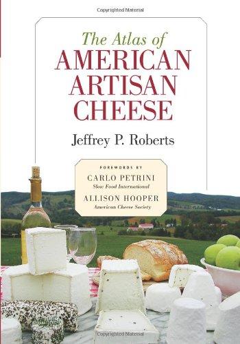 Atlas of American Artisan Cheese by Jeffrey Roberts