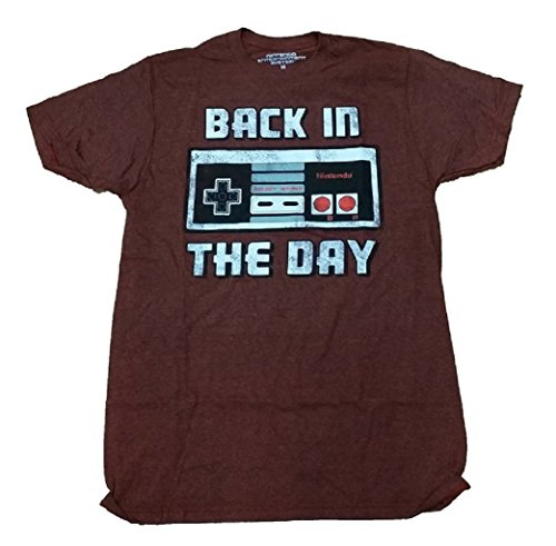 Nintendo Controller Licensed Graphic T Shirt