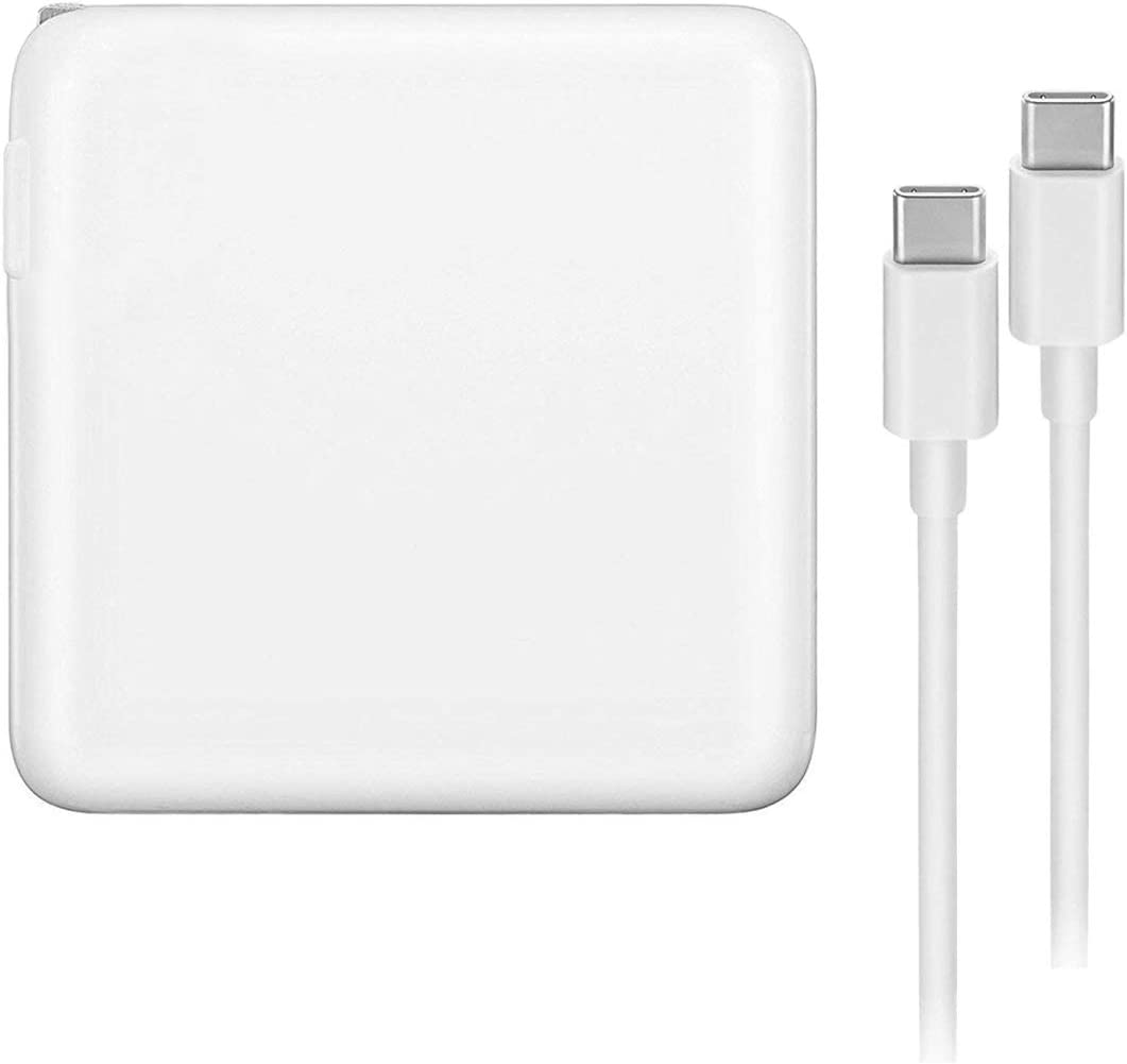 Mac Book Pro Charger, 96W USB C Charger Power Adapter Compatible with MacBook Pro 16 Inch 2019 Cable Included