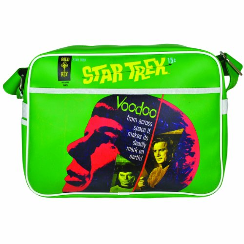 Star Trek - Bag Retro Voodoo (in 36,6 cm x 29 cm)