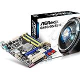 ASRock G41C-GS LGA 775 G41 2DRR2 8G MATX Motherboard