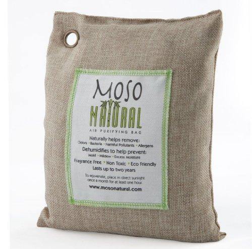 Moso Natural Air Purifying Bag, 500gm, Natural, My Pet Supplies