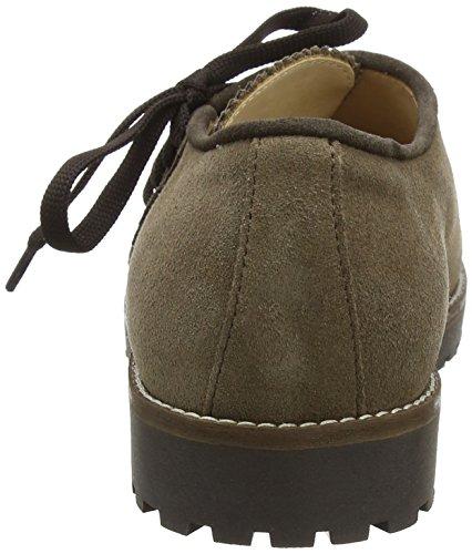 Diavolezza para Beige ante de Zapatos mujer 6Orq6BA