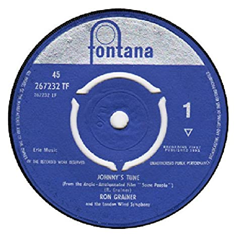 Johnnys Tune: Ron Grainer, The London Wind Symphony: Amazon ...