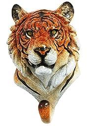 Glazed Tiger Head Hanger YX5707A