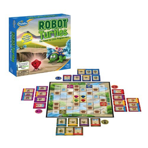 Robot Turtles Game robot turtle game parallel import goods