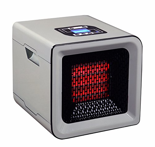 Redcore 15306Rc R1 Infrared Heater  1000 Square Feet  Silver