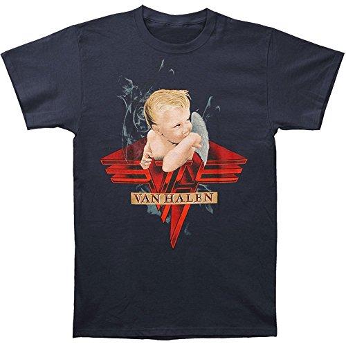 Unknown Van Halen Smoking T Shirt