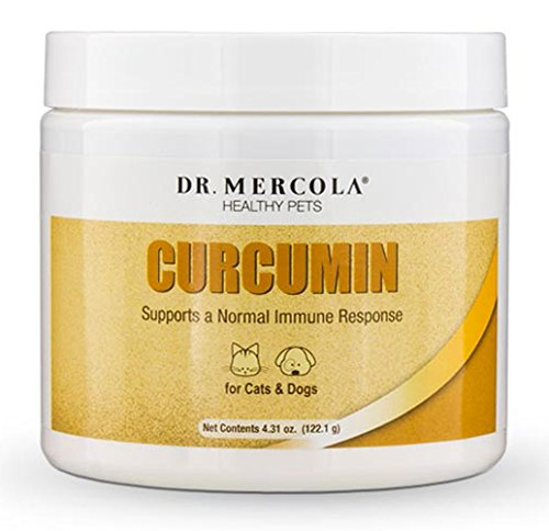 Dr. Mercola Curcumin Turmeric for Pets (for Cats and Dogs)