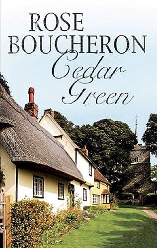 book cover of Cedar Green