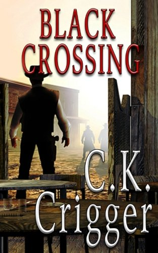book cover of Black Crossing