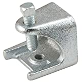 Hubbell-Raco 2524 Beam Clamp, Iron, 1'', 1/4''-20'' (Pack of 100)