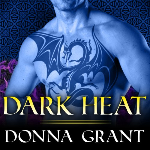 Dark Heat: The Dark Kings Stories, 0 by Tantor Audio