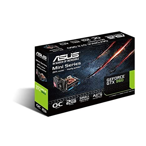 Amazon.com: ASUS gtx960-moc-2gd5 NVIDIA GeForce GTX 960 2 Go ...
