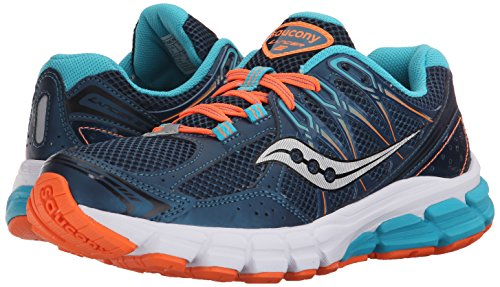 Saucony Shoe orange Running Lancer Teal 2 Women's rzqgIr
