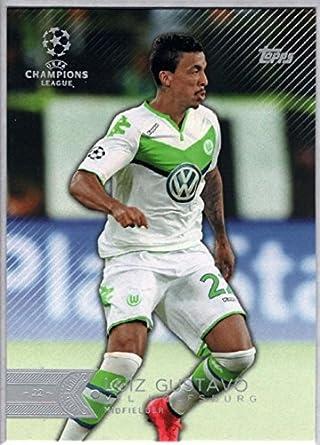 2015-16 Topps UEFA Champions League Showcase #48 Ricardo Rodriguez VfL Wolfsburg Verzamelkaarten: sport