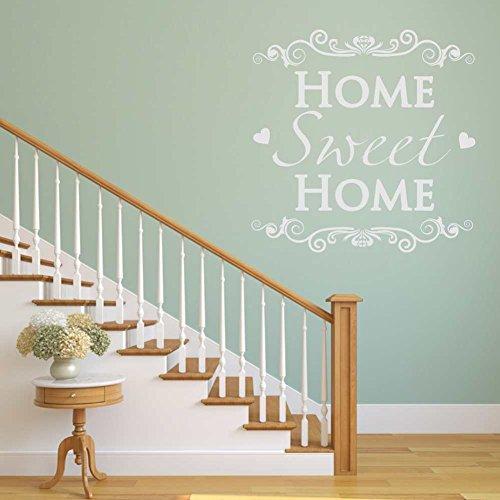 11.7 x 16.5 in Home Sweet Home stencil riutilizzabile A3/A4/A5/e pi/ù grande dimensioni stile moderno//N13 297 x 420 mm matita in PVC riutilizzabile A3 size