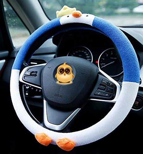steering wheel covers penguin - 9