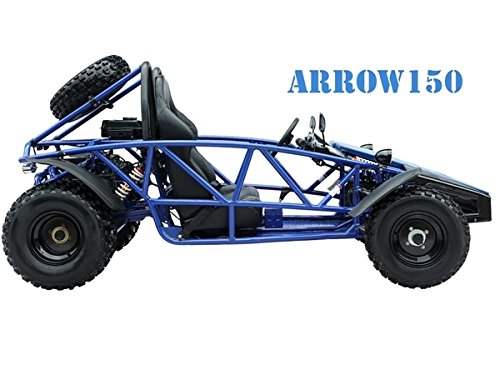 TAO TAO Brand ARROW 150cc FULL SIZE GOKART with REVERSE