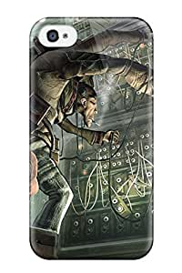Special Anthony Jones Skin Case Cover For Iphone 4/4s, Popular Science Fiction Sci Fi Phone Case