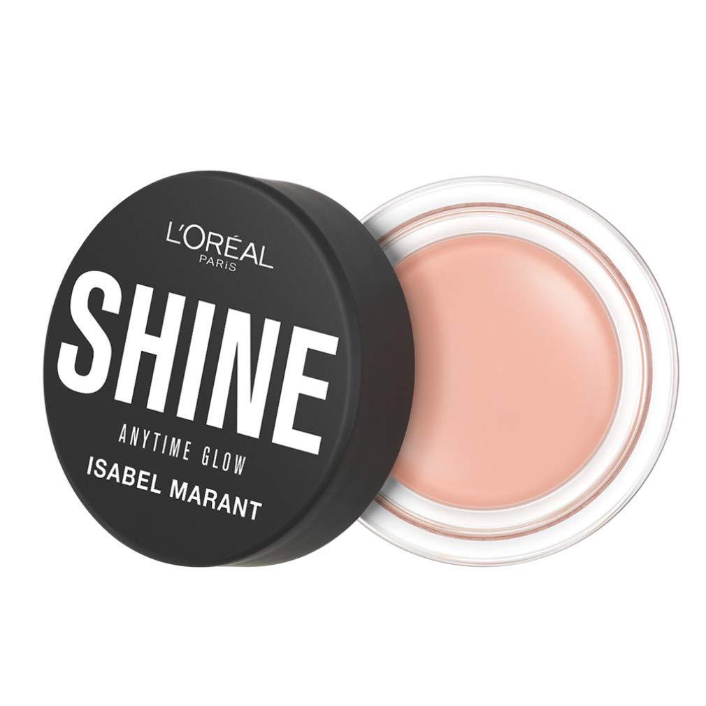 L 'Oréal Paris Isabel marant Shine Highlighter, cremiger Highlighter para un buen piel de, 6g L'Oréal Paris A96968