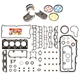 420a turbo kit - Domestic Gaskets Engine Rering Kit FSBRR5020\2\2\2 96-99 Mitsubishi Eagle Dodge Non-Turbo 2.0 420A Full Gasket Set, 0.50mm / 0.020