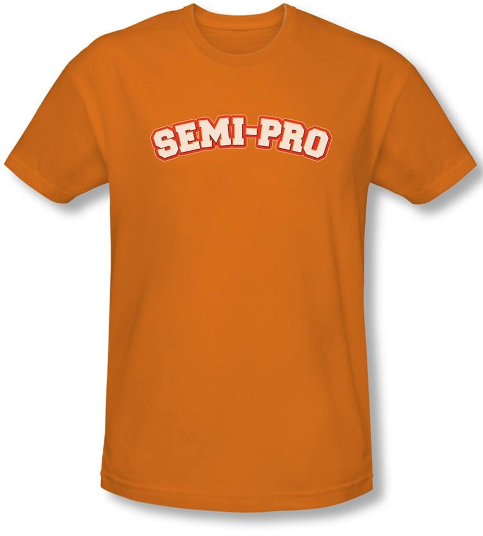 Semi Pro - Mens Logo T-Shirt In Orange