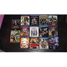 LOT OF 14 - blu ray , NOW YOU SEE ME ,SILVER LINING, GREAT AND POWERFUL OZ
