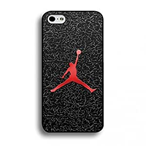 Iphone 6/6s Case Cover,Air Michael Jordan NBA Chicago Bull Protective Back Case,Iphone 6/6s Custom TPU Case Cover For Iphone 6/6s