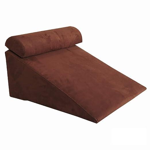 Confort Cama Almohada Tipo Cuña, Ajustable Espuma ...