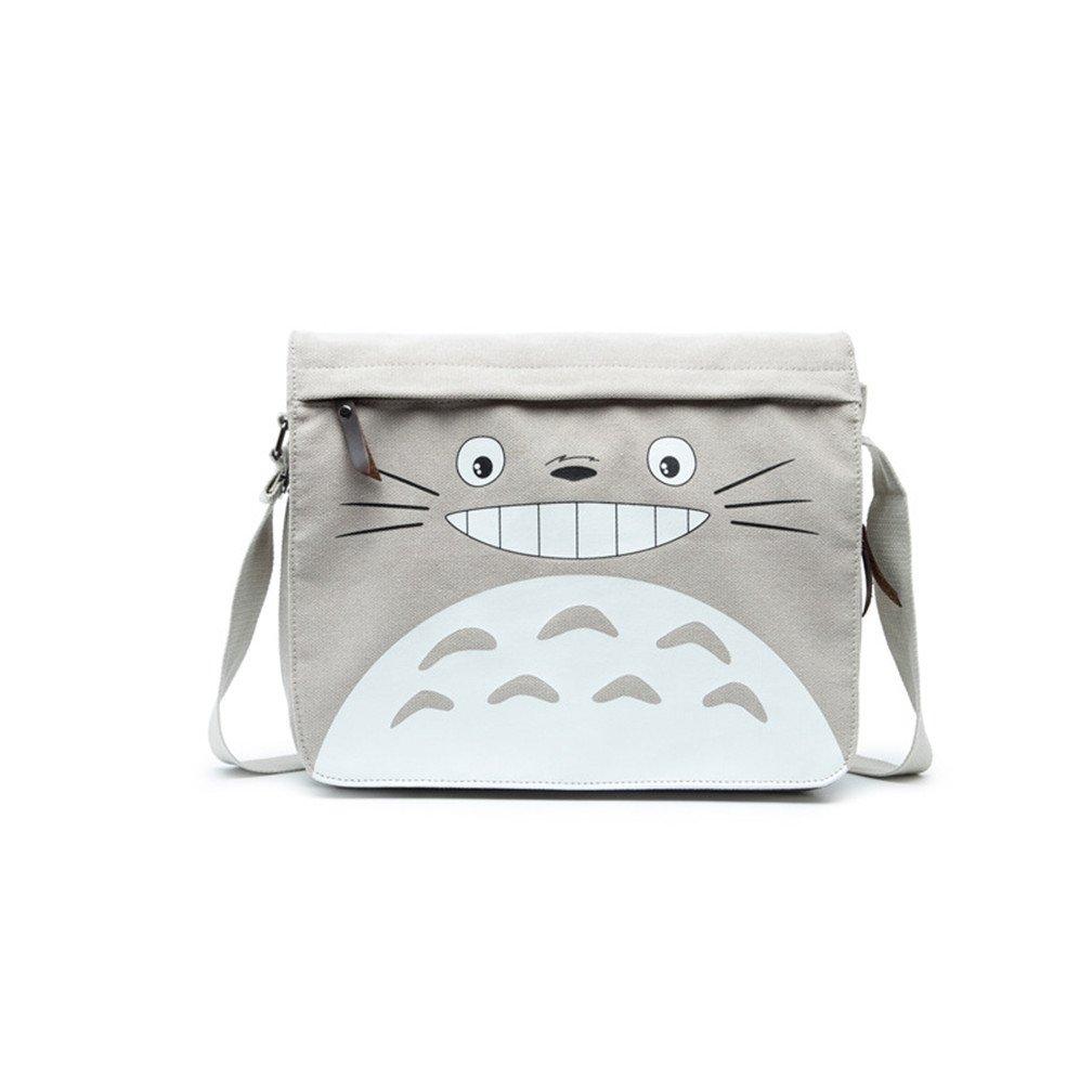 YOYOSHome Anime Attack on Titan Cosplay Tote Bag Handbag Cross-body Bag Messenger Bag Shoulder Bag (My Neighbor Totoro)