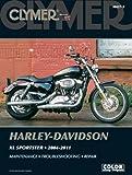 2004-2011 Harley XL Sportster Clymer Repair Manual
