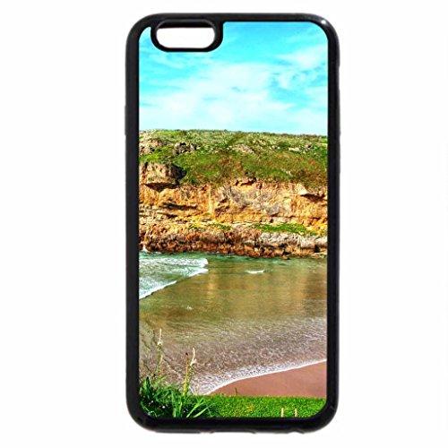 iPhone 6S / iPhone 6 Case (Black) CANTABRIAN COAST,SPAIN