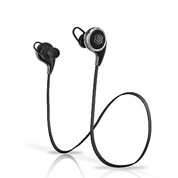 Auriculares inalámbricos, smartomni i8 Auriculares Bluetooth Auriculares Sweatproof Sport auriculares in-ear con micrófono