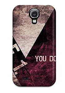 Shock Dirt Proof Fight Club () Case Cover For Galaxy S4