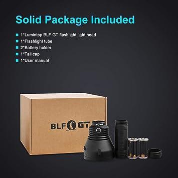 3D Imprimé BLF LT1-Ombre et Stand