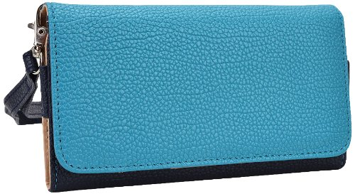 kroo-clutch-wristlet-wallet-for-smartphones-up-to-57-inch-retail-packaging-dark-blue-and-blue