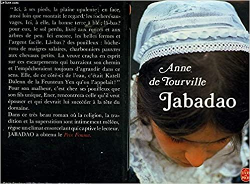Jabadao Anne De Tourville 9782253023012 Amazon Com Books