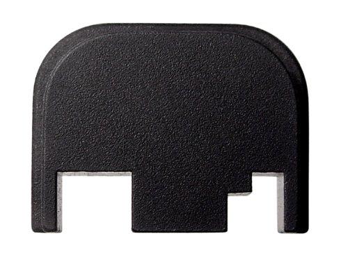 for Glock Back Plate Gen 1-4 17 19 21 22 23 27 30 34 36 41 Black NDZ - Choose Your Design
